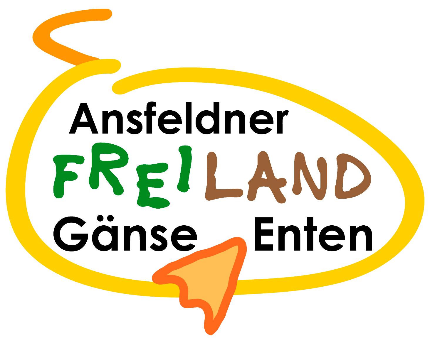 Logo - Ansfeldner Freilandgänse- und Enten
